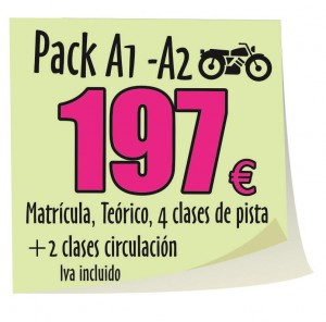 Pack A1-A2